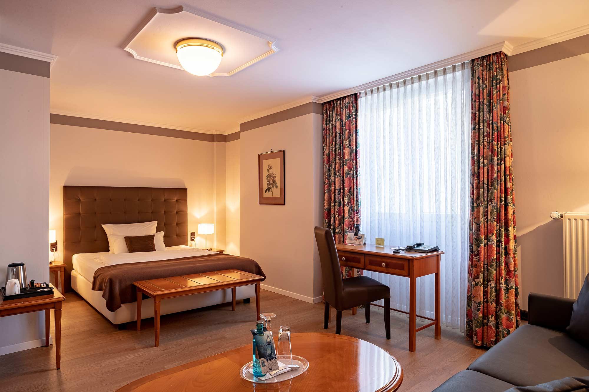 Zimmer 19 | Hotel an der Messe | Frankfurts Geheimtipp · Reisende · Urlauber