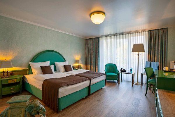 Zimmer 38 | Hotel an der Messe | Frankfurts Geheimtipp · Reisende · Urlauber