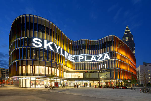 Skyline Plaza | Hotel an der Messe | Frankfurt's insider tip · Business · Leisure