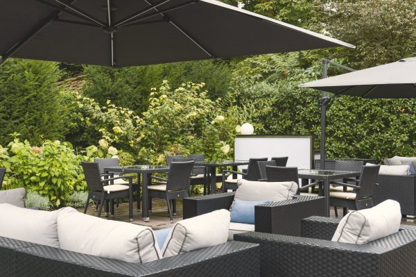 Garten | Hotel an der Messe | Frankfurt's insider tip · Business · Leisure
