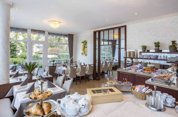 Restaurant / Speisesaal | Hotel an der Messe | Frankfurt's insider tip · Business · Leisure