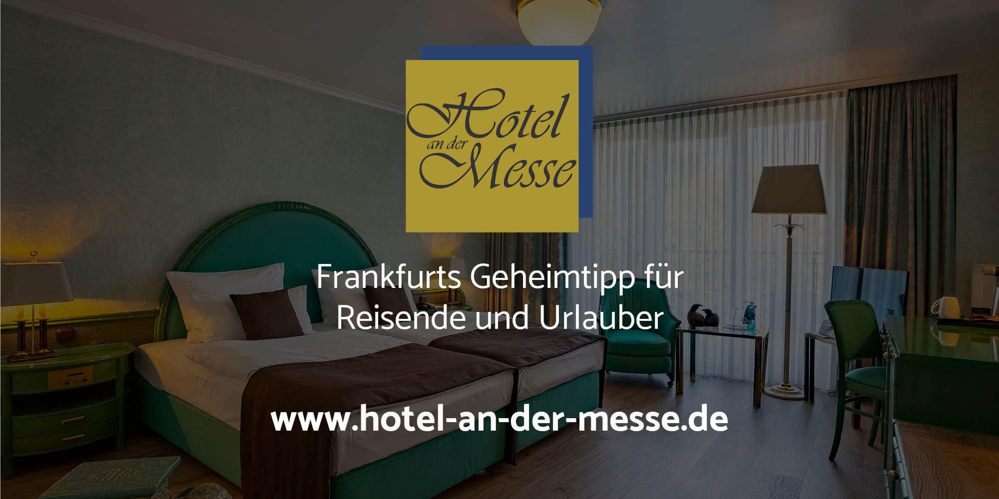 OpenGraph: Twitter | Villa Westend Hotel an der Messe | Frankfurt's insider tip · Business · Leisure