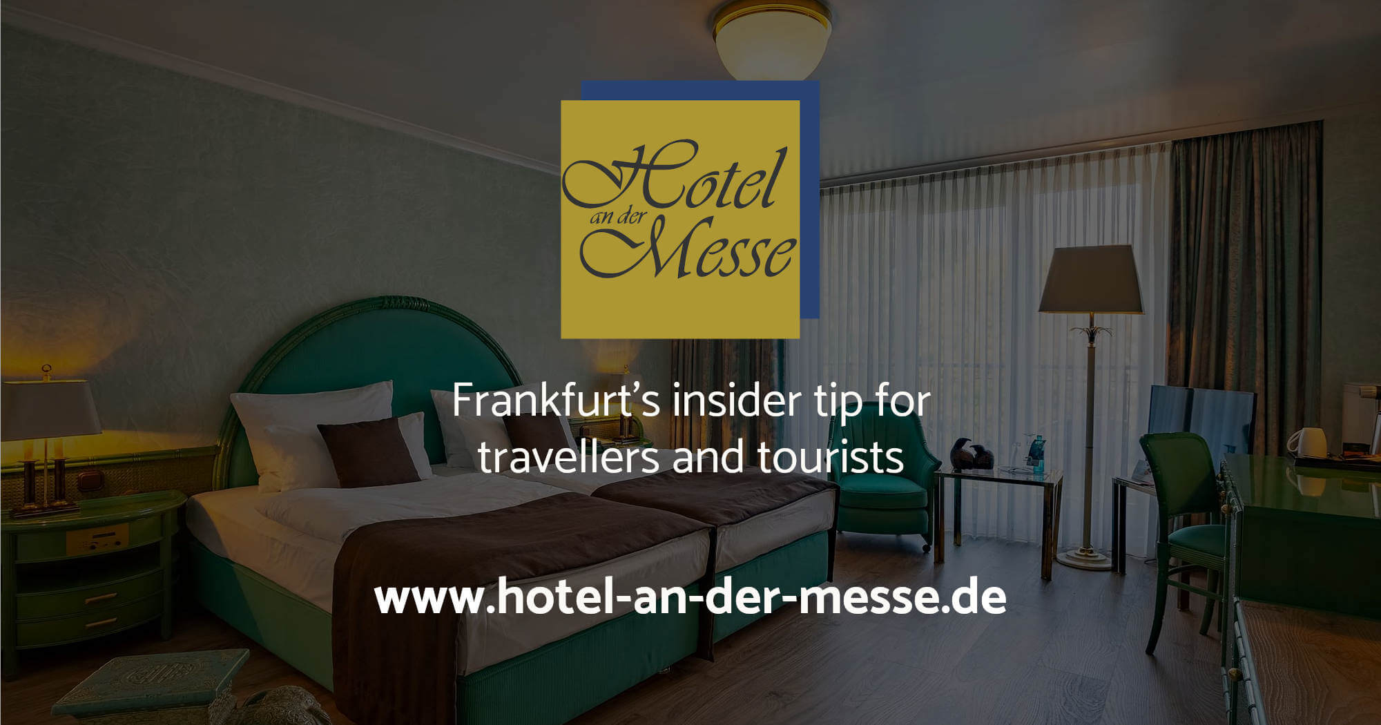 OpenGraph: Facebook | Hotel an der Messe | Frankfurt's insider tip · Business · Leisure